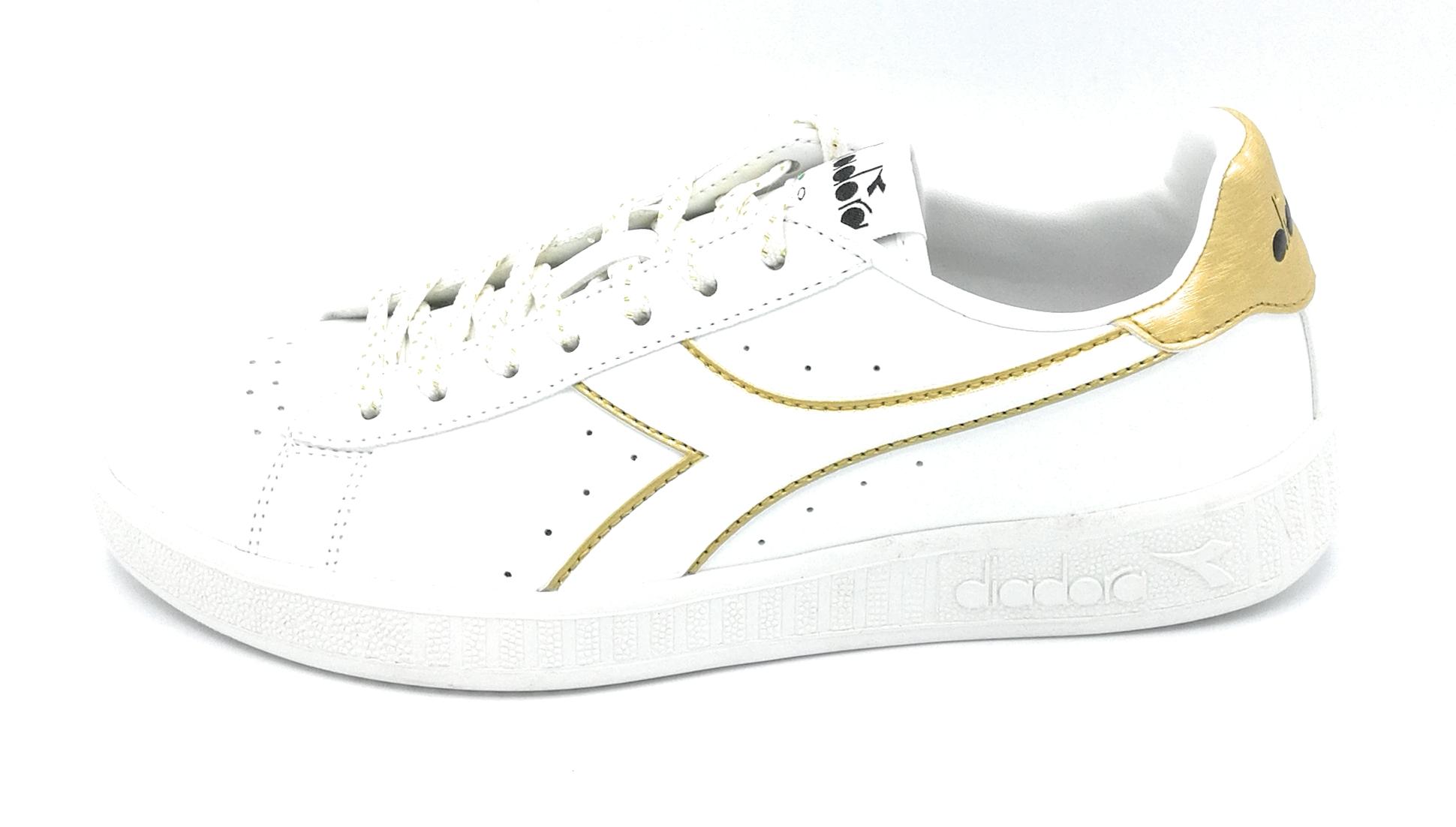 Bianca Lacci Diadora Game Nero Argento H4cfwq Sneaker Oro Pwn q0zwtwxf