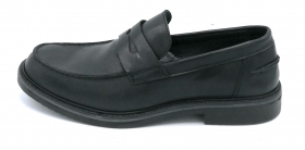 Igi e Co 2111800 mocassino pelle nero
